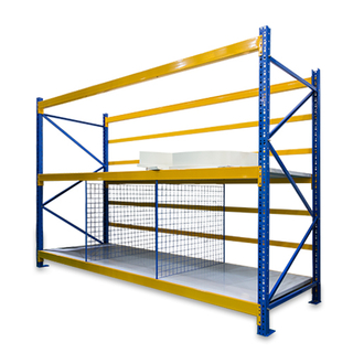 Middium duty warehouse rack