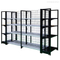 mesh back shelving